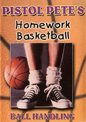 Picture of Pistol Pete's Homework Basketball - Ball Handling