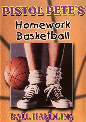 Picture of Pistol Pete's Homework Basketball - Shooting